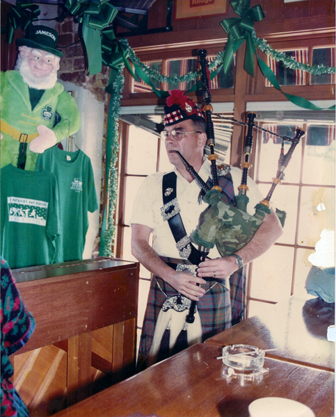 Jeff Christman Bagpipers